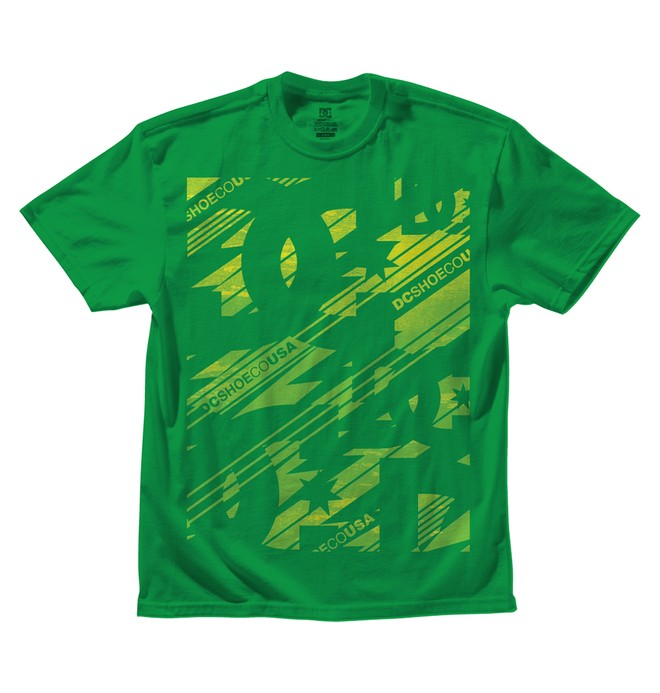 0 Kid's Vroom Tee  ADKZT00101 DC Shoes