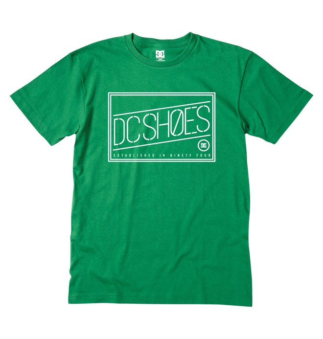 0 Boy's Thinner Tee  ADKZT00117 DC Shoes