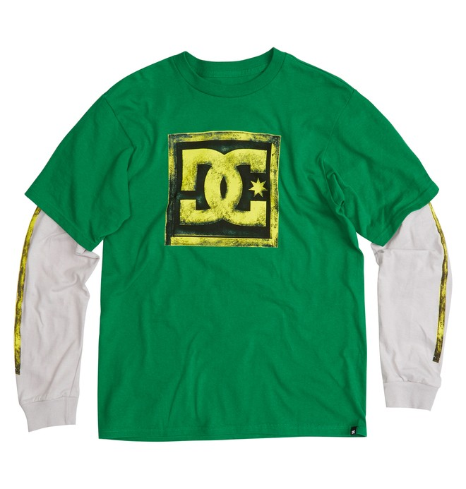 0 Kid's HARVEST 2FER BY Tee  ADKZT00121 DC Shoes
