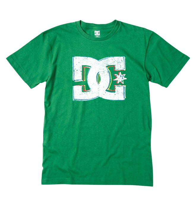 0 Kid's Grimes KD Tee  ADKZT00124 DC Shoes