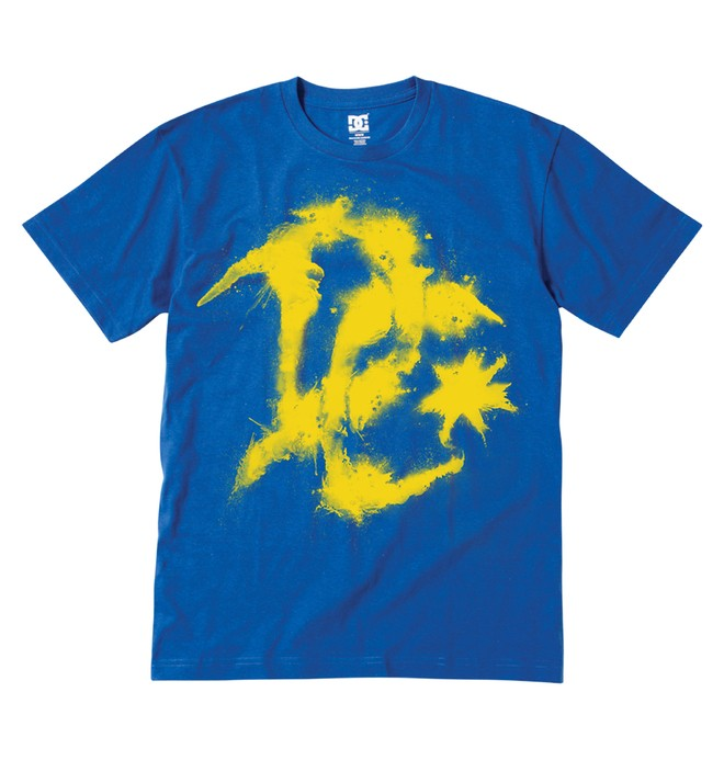 0 Kid's Launch Tee  ADKZT00126 DC Shoes