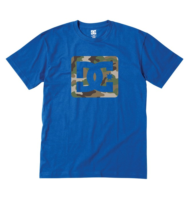 0 Kid's Square Star Tee  ADKZT00130 DC Shoes