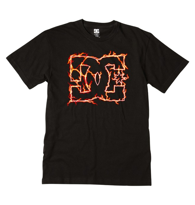 0 Boy's Quantum Tee  ADKZT00155 DC Shoes