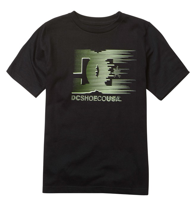 0 Kid's Slicer Tee  ADKZT00171 DC Shoes