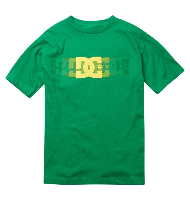 0 Kid's Vibes Tee  ADKZT00173 DC Shoes