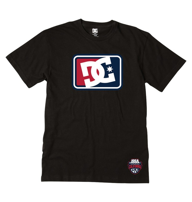 0 Boy's Caallstars Tee  ADKZT00240 DC Shoes