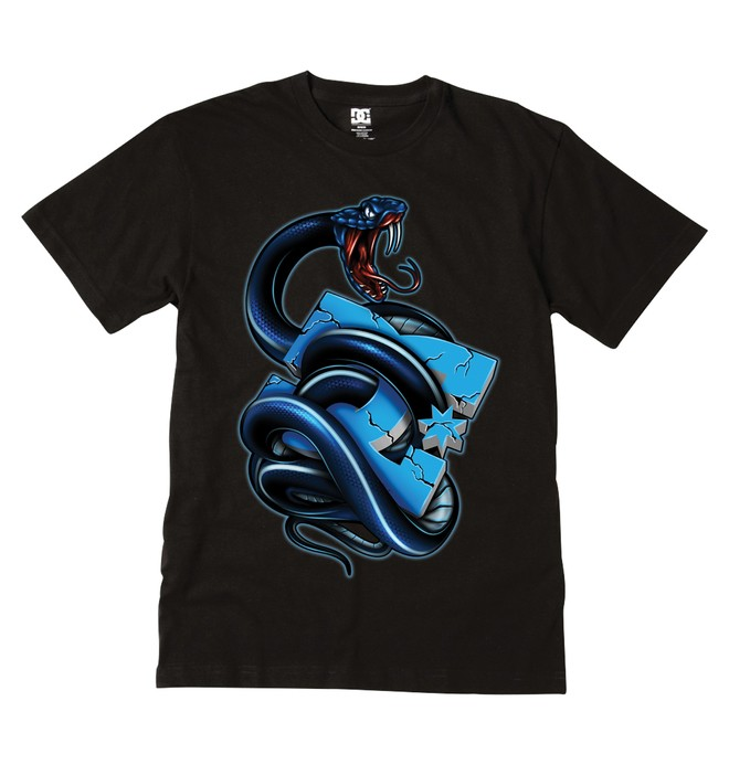0 Boy's Mamba Tee  ADKZT00249 DC Shoes