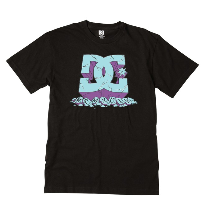 0 Boy's Mortar Tee  ADKZT00250 DC Shoes