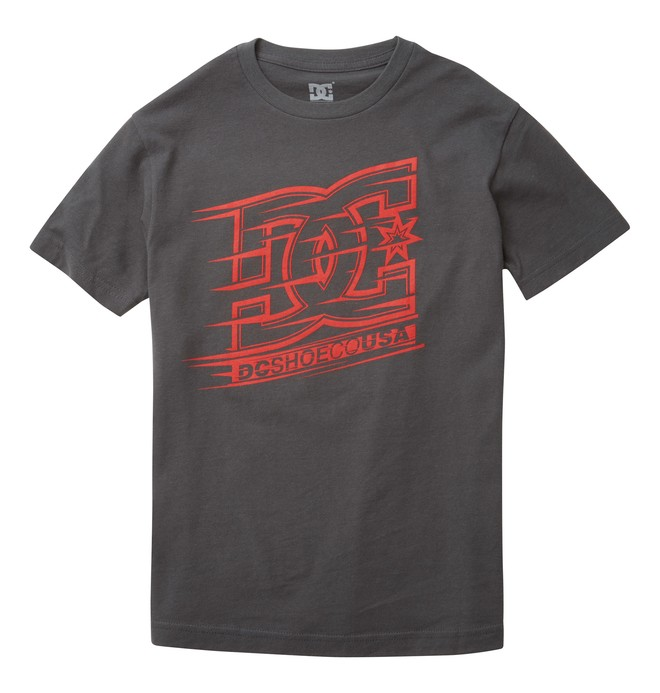 0 Boy's 8-16 Racer6 Tee  ADKZT00252 DC Shoes