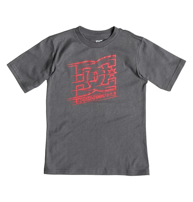 0 Kid's Racer6 Tee  ADKZT00267 DC Shoes
