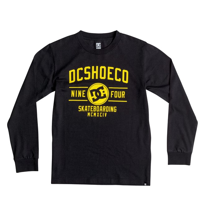 0 Boy's 2-7 Recover Long Sleeve Tee  ADKZT03030 DC Shoes