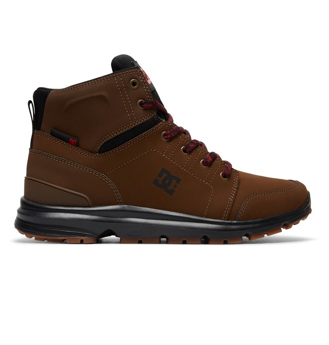 0 Men's Torstein Mountain Boots Brown ADMB700008 DC Shoes