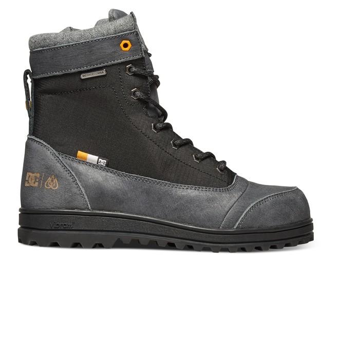 0 Travis - Bergstiefel Schwarz ADMB700012 DC Shoes