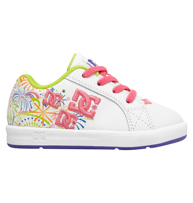 0 Toddler's Pixie Fireworks UL Shoes  ADOS700004 DC Shoes