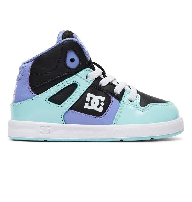 0 Rebound UL - Scarpe a mezza caviglia Black ADOS700026 DC Shoes