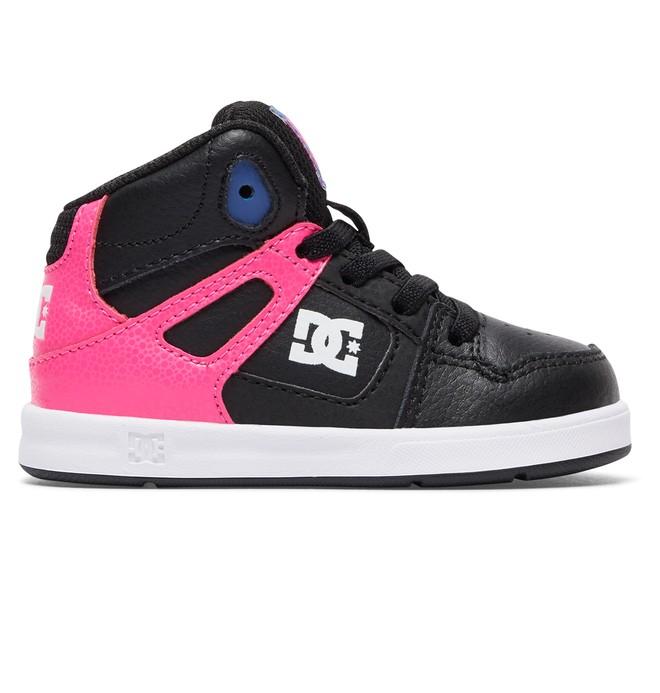 0 Rebound UL - Scarpe a mezza caviglia Pink ADOS700026 DC Shoes