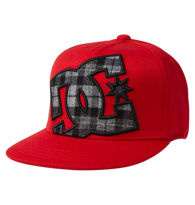 0 Toddler's Ya Heard Hat  ADTHA00000 DC Shoes