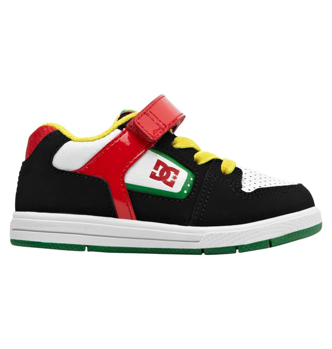 0 Toddler's Destroyer SE Shoes  ADTS100010 DC Shoes