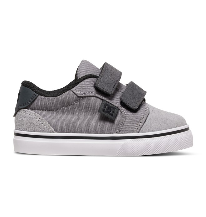 0 Anvil V - Shoes Grey ADTS300005 DC Shoes