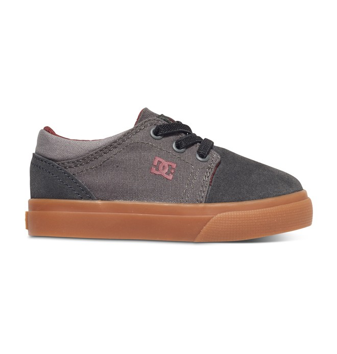 0 Trase - Low-Top Shoes Grey ADTS300013 DC Shoes