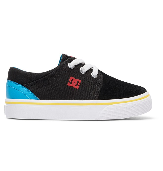 0 Toddler Trase Slip Shoes Black ADTS300013 DC Shoes