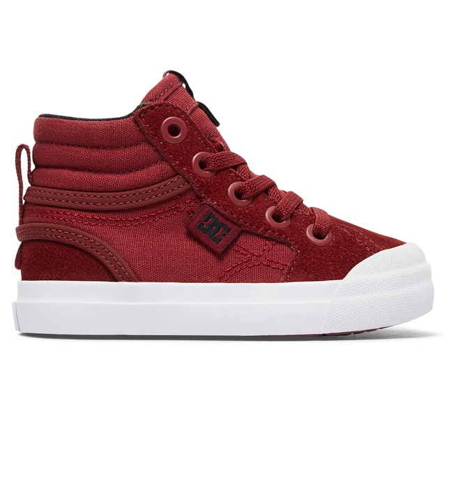 0 Evan Hi - Scarpe alte Red ADTS300023 DC Shoes
