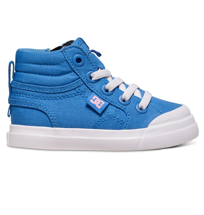0 Evan Hi TX - High-Top Shoes Blue ADTS300025 DC Shoes