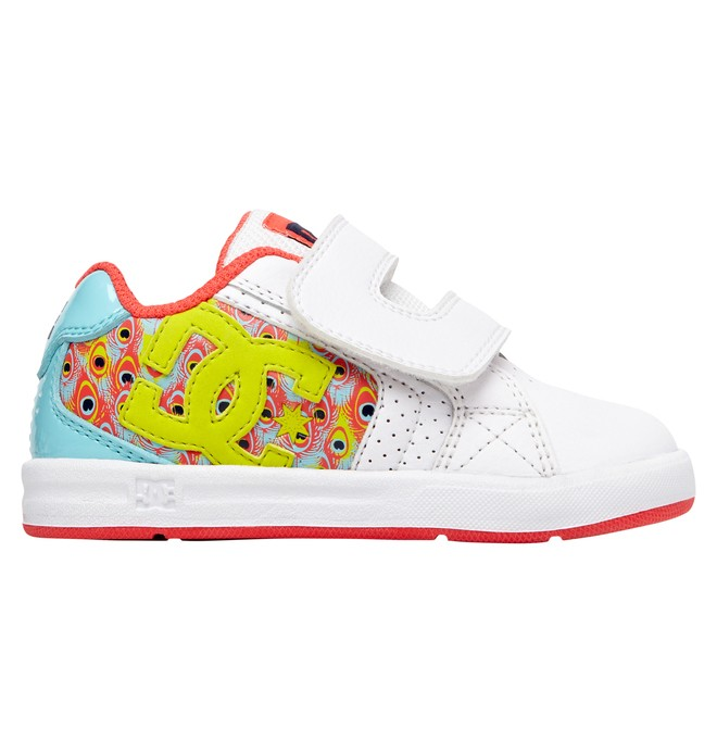 0 Toddler's Net V Ul Low Top Shoes  ADTS700003 DC Shoes