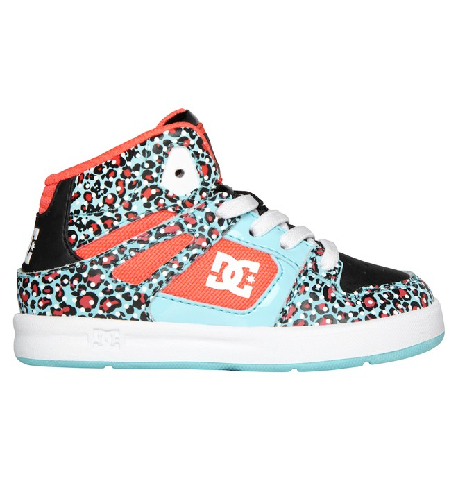 0 Toddler's Rebound SE UL High-Top Shoes  ADTS700021 DC Shoes