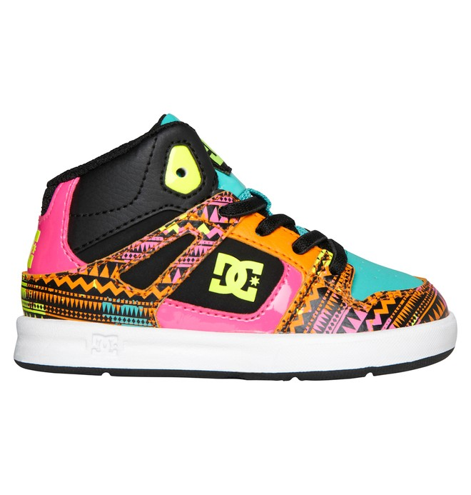 0 Toddler's Rebound SE UL High-Top Shoes Multicolor ADTS700021 DC Shoes