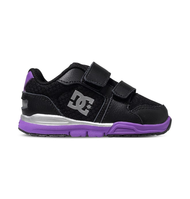 0 Toddler's Forter V Shoes Black ADTS700030 DC Shoes