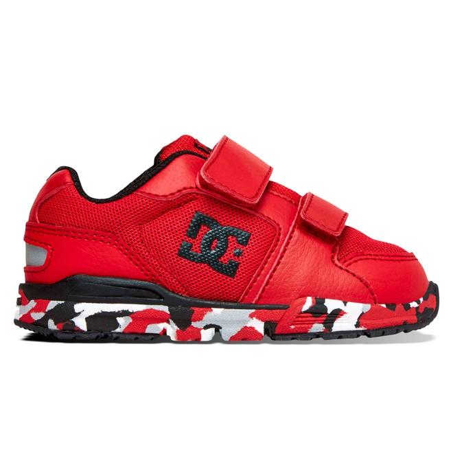 0 Toddler's Forter V Shoes Red ADTS700030 DC Shoes