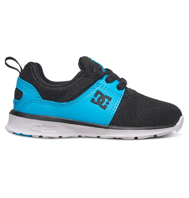 0 Heathrow - Shoes Black ADTS700041 DC Shoes
