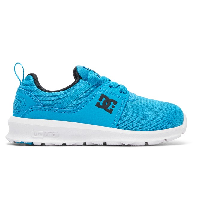 0 Toddler Heathrow Shoes Blue ADTS700041 DC Shoes