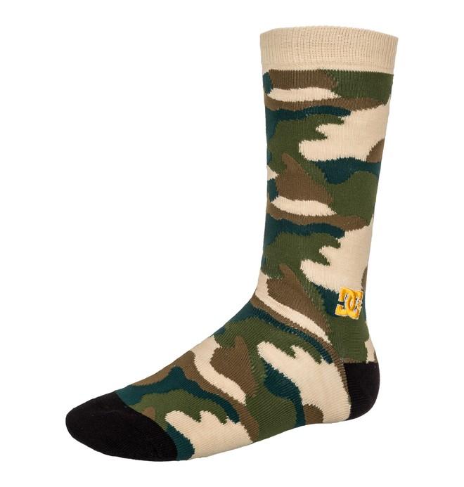 0 Men's Courageous Socks  ADYAA00025 DC Shoes