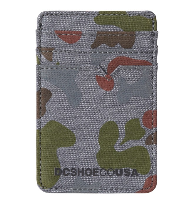 0 Men's Camorot Wallet  ADYAA00064 DC Shoes