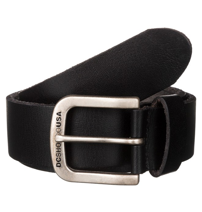 0 Archetype Belt Black ADYAA00086 DC Shoes