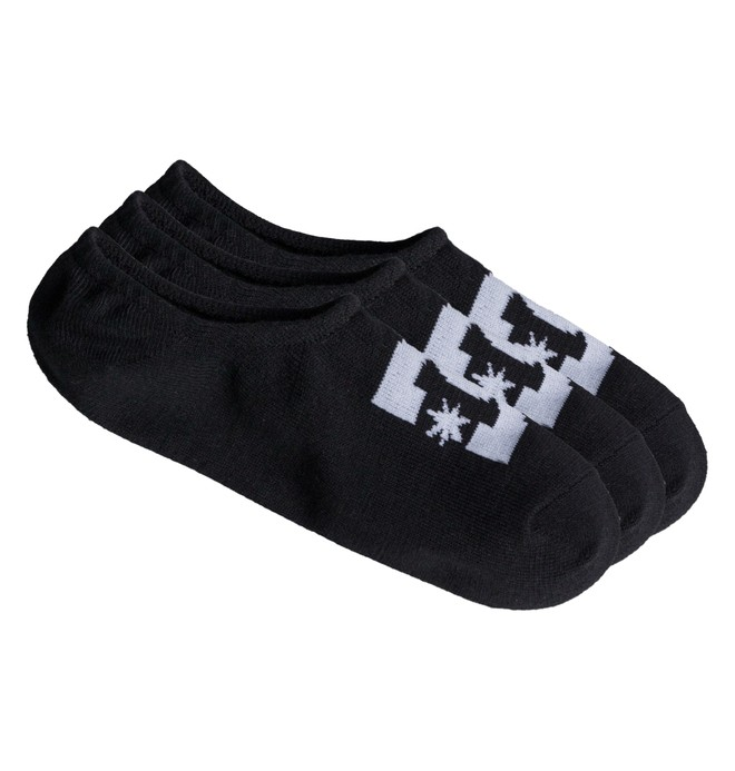 0 DC - Ankle Socks, 3 Pack  ADYAA03048 DC Shoes