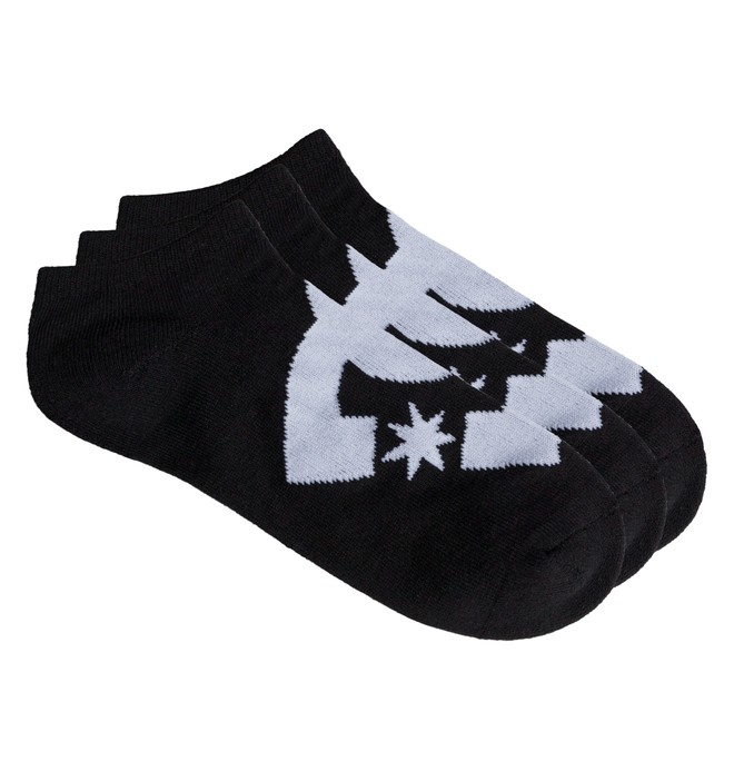0 Suspension - Ankle Socks, 3 Pack  ADYAA03055 DC Shoes