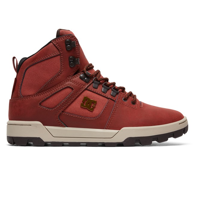 0 Pure High WR Boot - Boots Marron ADYB100001 DC Shoes