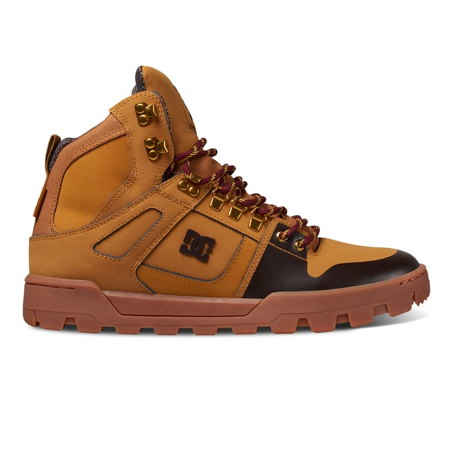 0 Spartan High WR Boot - Stiefel Braun ADYB100001 DC Shoes