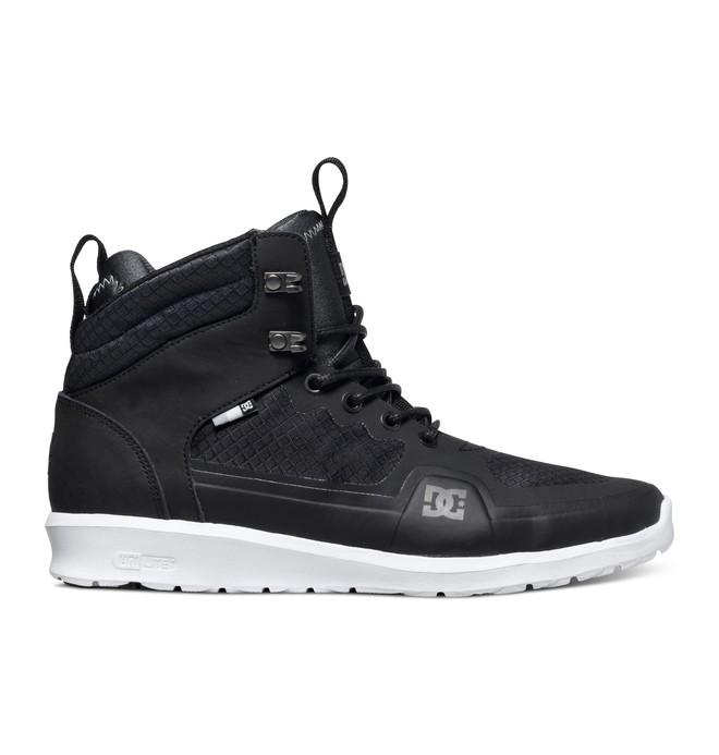 0 Men's Skelton Lace Up Boots  ADYB700005 DC Shoes