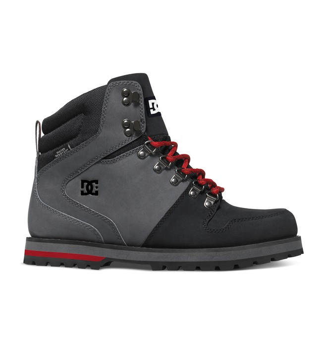 0 Peary Ben Davis - Rugged High Top Boots  ADYB700006 DC Shoes