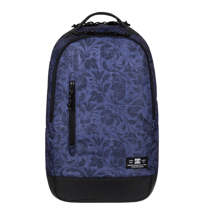 0 Men's Trekker 24L Medium Backpack Blue ADYBP00008 DC Shoes
