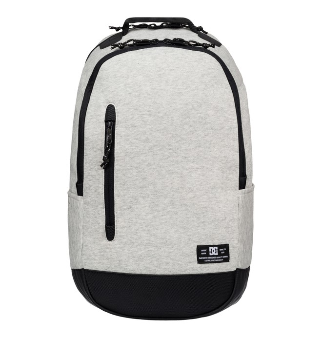 0 Trekker Backpack Grey ADYBP00008 DC Shoes