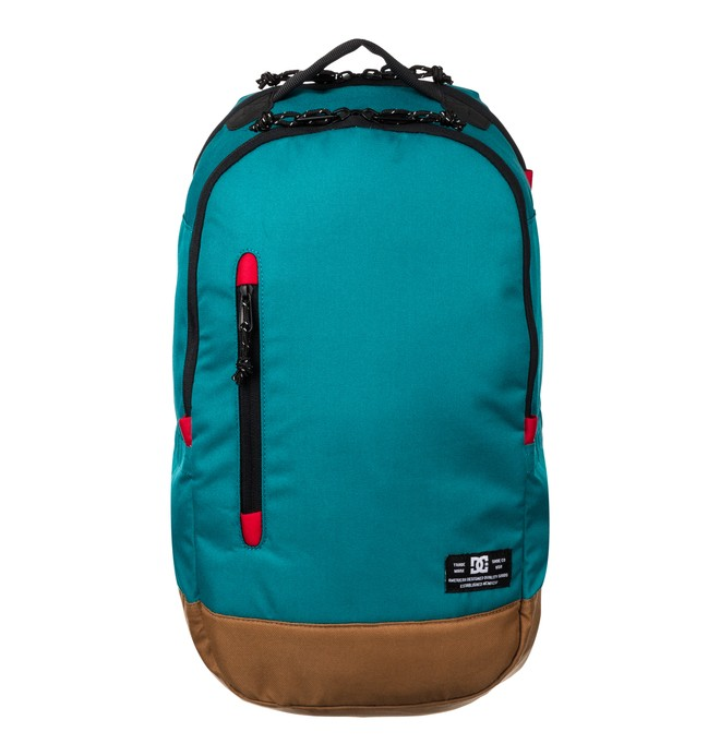 0 Men's Trekker 24L Medium Backpack  ADYBP00008 DC Shoes