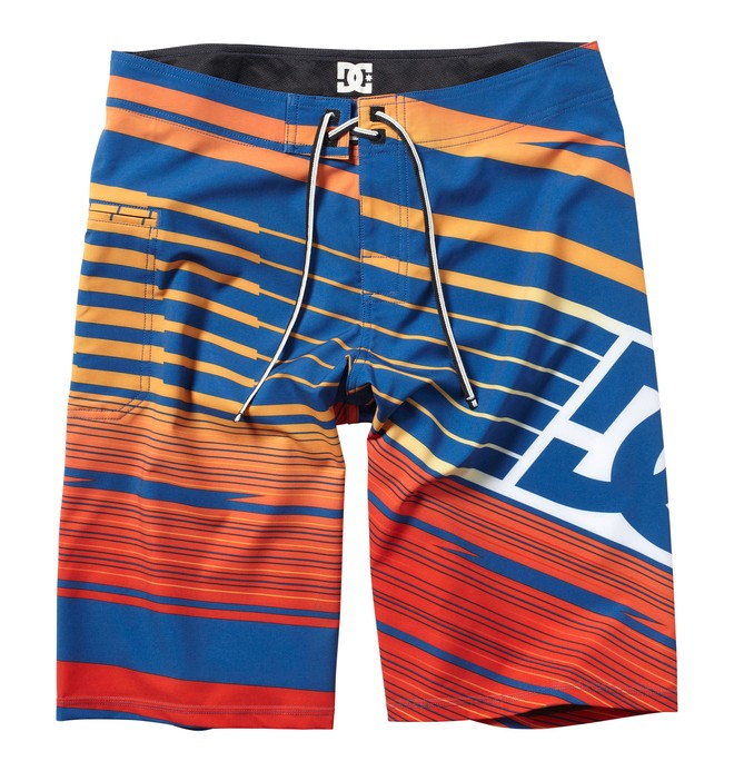 0 Men's Exhaust Boardshorts  ADYBS00004 DC Shoes