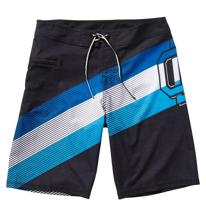 0 Men's Red Card Boardshorts  ADYBS00013 DC Shoes