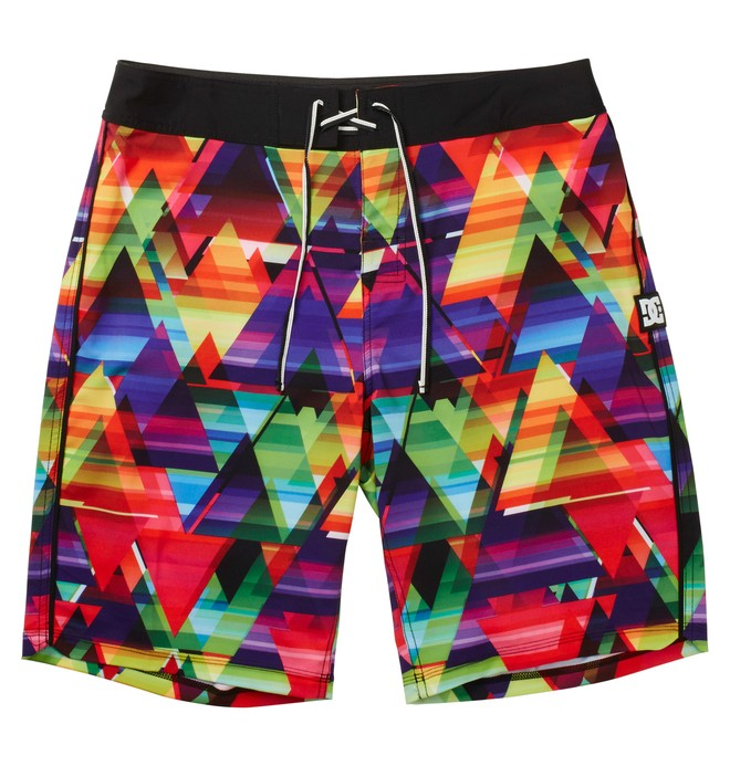 0 Men's Angular Boardshorts  ADYBS00046 DC Shoes
