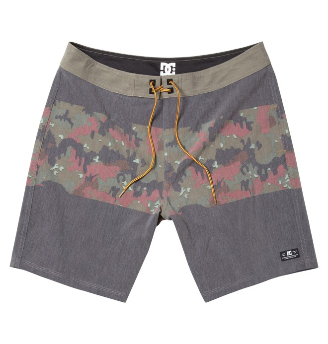 0 Men's Commander Boardshorts  ADYBS00047 DC Shoes
